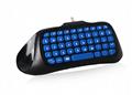 XBOX ONE Slim遊戲手柄鍵盤 ONE薄機藍牙遊戲手柄聊天 15