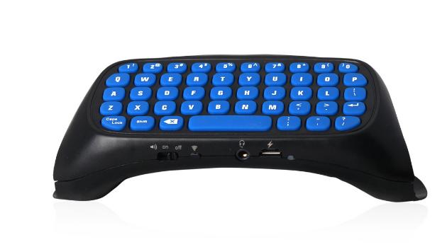 XBOX ONE Slim遊戲手柄鍵盤 ONE薄機藍牙遊戲手柄聊天 18