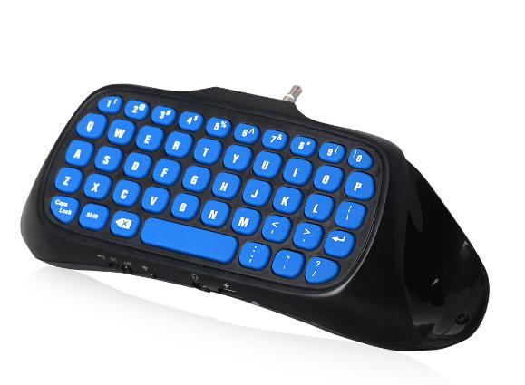 XBOX ONE Slim遊戲手柄鍵盤 ONE薄機藍牙遊戲手柄聊天 19