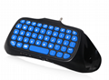 XBOX ONE Slim遊戲手柄鍵盤 ONE薄機藍牙遊戲手柄聊天