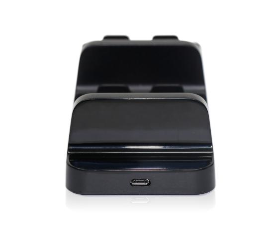 XBOX ONE X雙電池座充套裝 XBOX ONE Slim手柄雙充 5