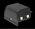 XBOX ONE X天蠍座散熱碟架支架 XBOXONE X多功能底座風扇支架 8