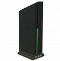 XBOX ONE X天蠍座散熱碟架支架 XBOXONE X多功能底座風扇支架 12