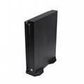 XBOX ONE X天蠍座散熱碟架支架 XBOXONE X多功能底座風扇支架 14
