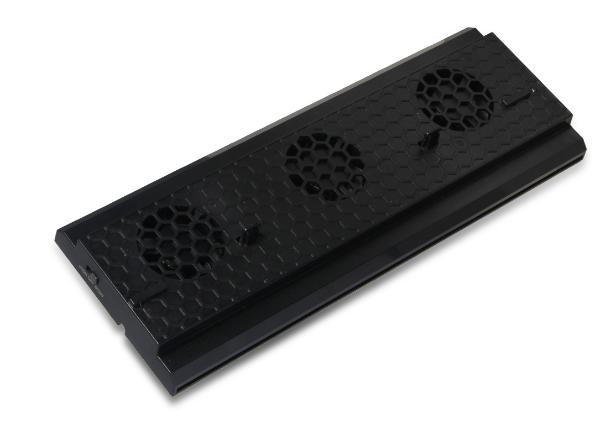 XBOX ONE X天蝎座散热碟架支架 XBOXONE X多功能底座风扇支架 17