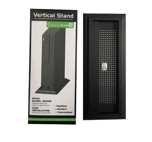 XBOXONE SLIM Host Upright Stand xbox oneS Board Simple Stand ONE Thin Stand
