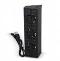 XBOXONE SLIM主機直立支架 xbox oneS板簡易支架 ONE薄機支架 17