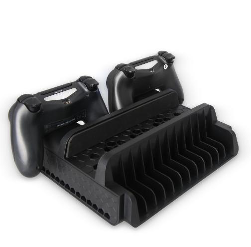 XBOXONE SLIM主機直立支架 xbox oneS板簡易支架 ONE薄機支架 18