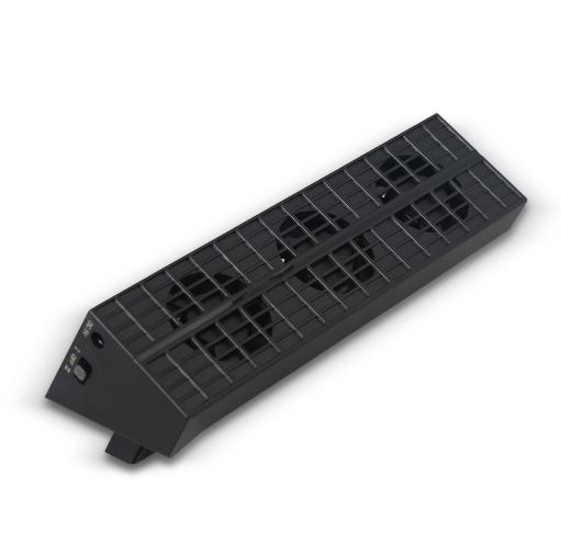 XBOXONE SLIM主機直立支架 xbox oneS板簡易支架 ONE薄機支架 20