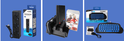 新款3.0 HUB接口 4in1 USB接口 ps4slimproxbox oneones通用 12