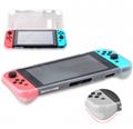 新品Nintendo switch游戏主机水晶壳+蓝膜 NS游戏机保护盒套装
