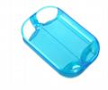 新品Nintendo switch游戏主机水晶壳+蓝膜 NS游戏机保护盒套装 6