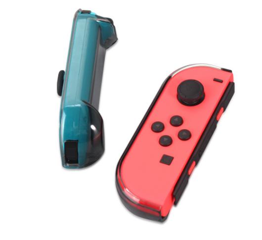 新品Nintendo switch游戏主机水晶壳+蓝膜 NS游戏机保护盒套装 7