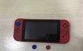 新品Nintendo switch游戏主机水晶壳+蓝膜 NS游戏机保护盒套装 9