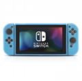 新品厂家任天堂Switch游戏主机保护套TPU磨砂分体保护壳NS配件