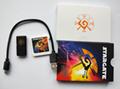 内存卡烧录卡R4 3DSXLMAJ compatible3DS XL2DS  20
