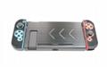 廠家直銷任天堂Switch金屬殼NS 主機手柄保護套 switch鋁殼 6