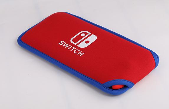 廠家直銷任天堂Switch金屬殼NS 主機手柄保護套 switch鋁殼 15