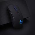 NEWWireless Mouse Portable Game Mouses Aluminium Alloy ABS Bluetooth2.4G 4.0