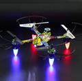 爆款wifi实时传输航拍无人机 气压定高四轴飞行器 遥控飞机 9