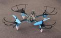 爆款wifi实时传输航拍无人机 气压定高四轴飞行器 遥控飞机 4