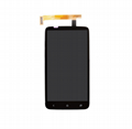 HTCmobile phone LCD wholesale one A9 screen assembly for one A9 LCD display