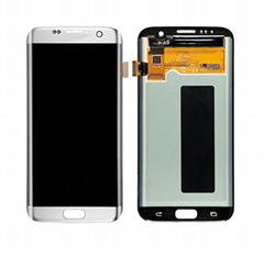 三星手機液晶屏幕 批發G935 LCD 顯示屏適用於 S7Edge 液晶屏幕總成
