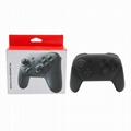 NEW switch wireless game controller Bluetooth controller with screen vibration 12