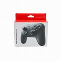 NEW switch wireless game controller Bluetooth controller with screen vibration 13