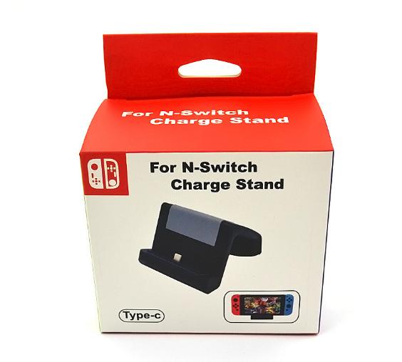 SWITCH新款底座 Switch座充 Switch底座充 支架充電器 主機座充 13