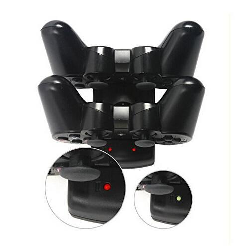 廠家直銷 三合一座充PS4 PS3 手柄PS3move充電器 手柄座充配件 2