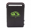 TK102 GSM GPS Tracker Real Time Tracking Device Tracker Child Bag Wallet Key 12