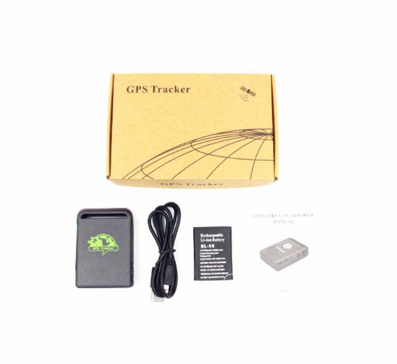 TK102 GSM GPS Tracker Real Time Tracking Device Tracker Child Bag Wallet Key 17