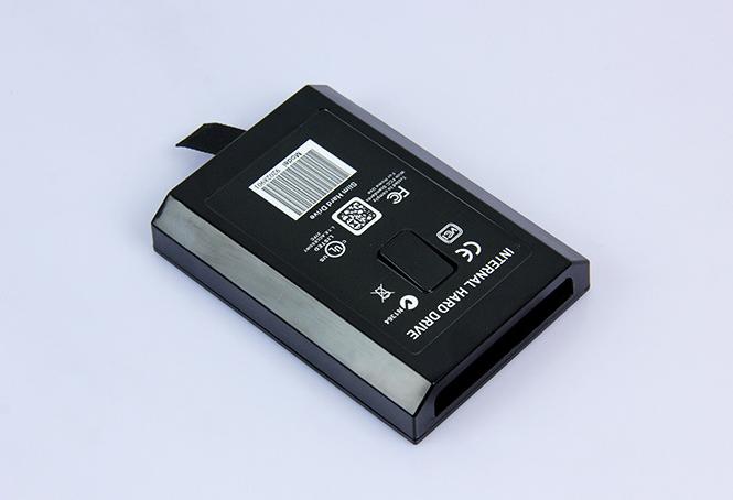XBOX360slim薄機硬盤 XBOX360主機硬盤 500G 原裝全新西部數據盤 15