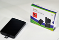 XBOX360slim薄机硬盘 XBOX360主机硬盘 500G 原装全新西部数据盘