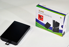 XBOX360slim薄機硬盤 XBOX360主機硬盤 500G 原裝全新西部數據盤