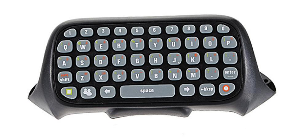 XBOX ONE遊戲配件,手柄鍵盤 XBOX ONE鍵盤XBOX ONE聊天鍵盤 手柄聊天鍵盤 1