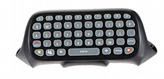 XBOX ONE游戏配件,手柄键盘 XBOX ONE键盘XBOX ONE聊天键盘 手柄聊天键盘