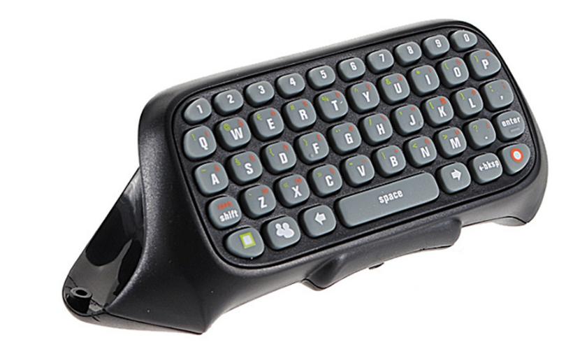 XBOX ONE遊戲配件,手柄鍵盤 XBOX ONE鍵盤XBOX ONE聊天鍵盤 手柄聊天鍵盤 2