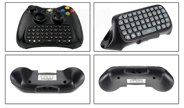 XBOX ONE遊戲配件,手柄鍵盤 XBOX ONE鍵盤XBOX ONE聊天鍵盤 手柄聊天鍵盤 3