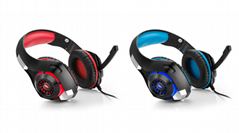 最新款Xbox one无线有线耳机2.1声道立体声加重低音游戏耳机