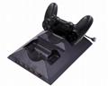 厂家直销PS4SLIM手柄双座