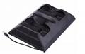 廠家直銷PS4SLIM手柄雙座充ps4slim無線手柄充電器TP4002S 2
