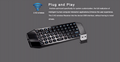 New Media Remote Controller DVD Entertainment Multimedia for Microsoft XBOX ONE 9