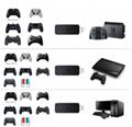 新的藍牙有線轉換器適配器適用於PS3,PS4,XBOX 360,XBOXONE / Slim / X,Switch Pr 8