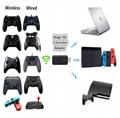 新的藍牙有線轉換器適配器適用於PS3,PS4,XBOX 360,XBOXONE / Slim / X,Switch Pr 7