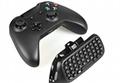 XBOX ONE手柄键盘 XBOX ONE键盘 XBOXone手柄聊天键盘原装 2