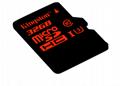 批发金士顿手机内存卡 TF卡 4G 8G 16G 32G 64G Micro SD卡 正品 4