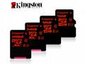批发金士顿手机内存卡 TF卡 4G 8G 16G 32G 64G Micro SD卡 正品 2
