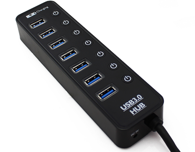 新款3.0 HUB接口 4in1 USB接口 ps4slimproxbox oneones通用 3